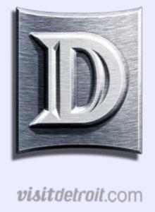 The D logo