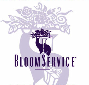 BloomService® | Retail/Online | Brandmark Design by Circle R Brands