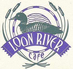 Loon River Cafe | Hospitality/Restaurant | Logo Design by Circle R Brands