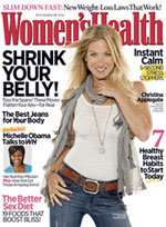 Women's Health Magazine | October 2010 Cover